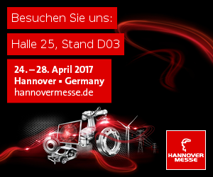Bode Belting at the Hannover Messe